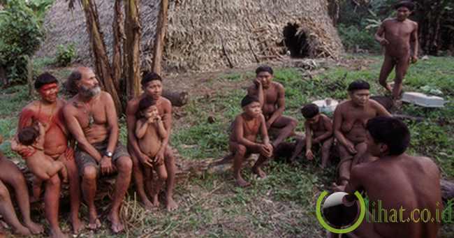Suku Korubo Suku Pribumi