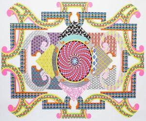 Artista Carolina Ponte Galeria Zipper