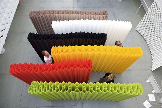 muros de papel para decoración de interiores