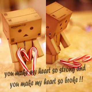 dp bbm broken heart