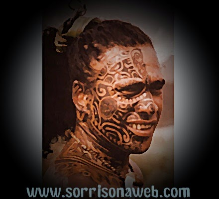 tatuagens começaram junto com o mundo
