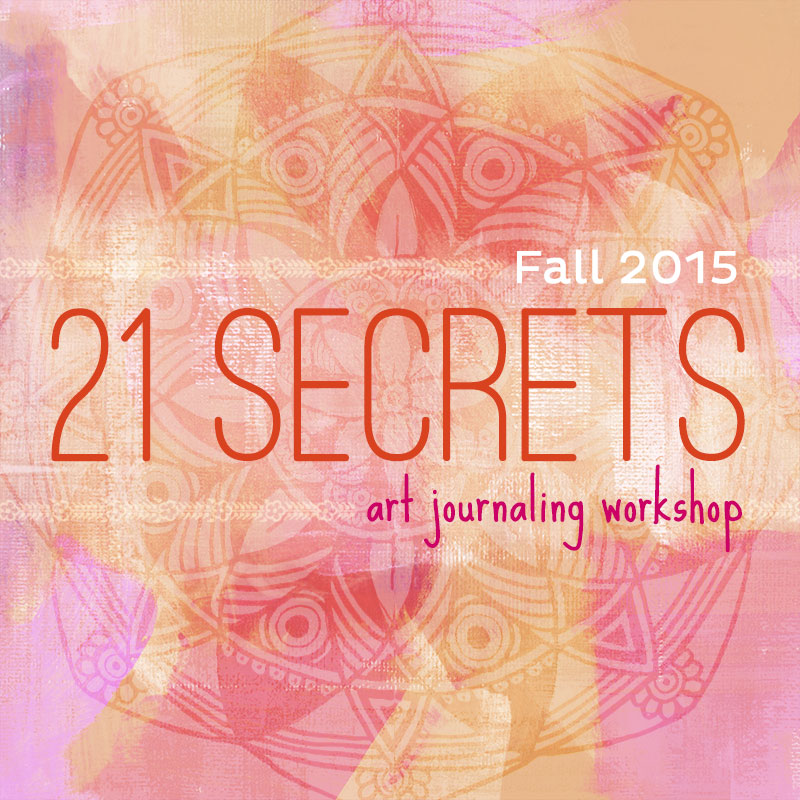 21 Secrets Art Journaling