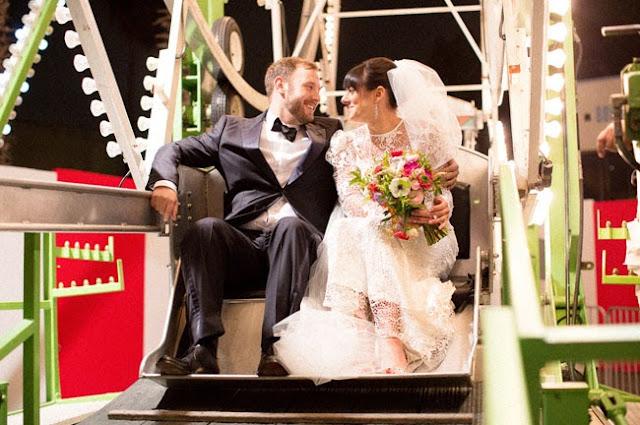 Boda feria wedding