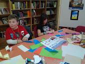 Origami a könyvtárban