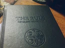 rule of st benedict pdf