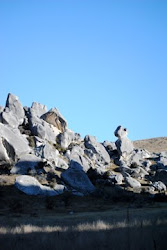 Boulders at Castle Hills