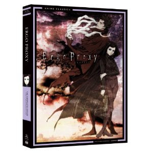 Ergo Proxy DVD Release Date