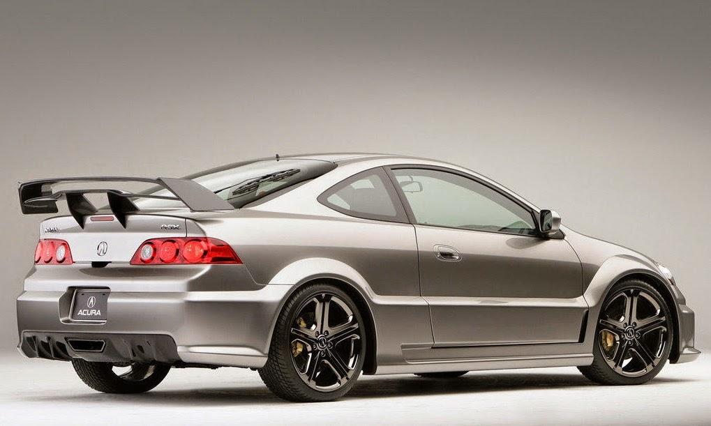 2015 Acura Rsx Specs