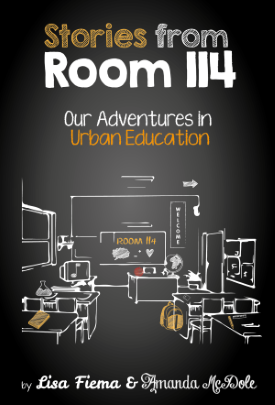 "Books are back in stock!  Purchase your copy of ""Stories from Room 114"" here."