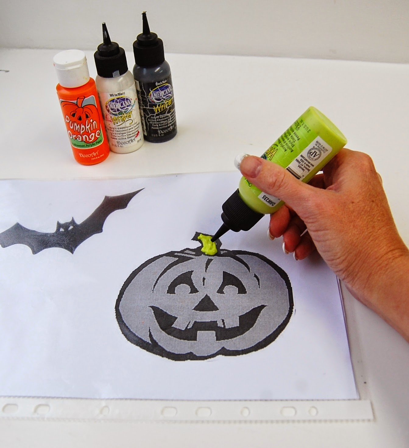 diy halloween and christmas window decals clings stickers using