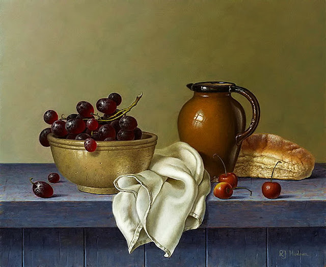 Roy Hodrien.