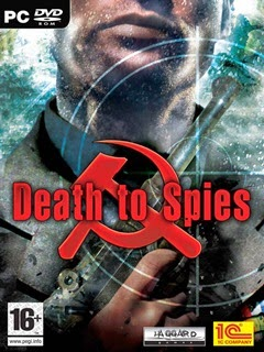 Death to Spies PC Box