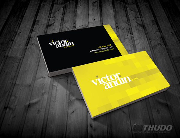 mẫu card visit kinh doanh 5