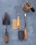 Restoring Garden Tools