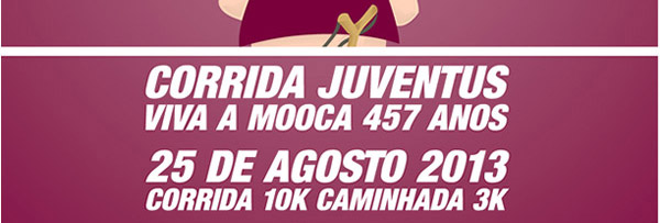 8ª Corrida Juventus (Viva a Mooca) - 457 Anos