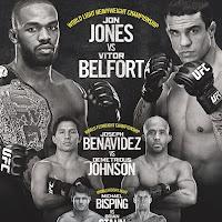UFC 152 Jones vs Belfort