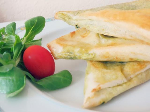 Recette: Samoussas courgettes et curry