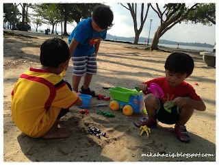 free things to do with kids singapore