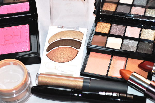 Glam Beauty Board Makeup Package
