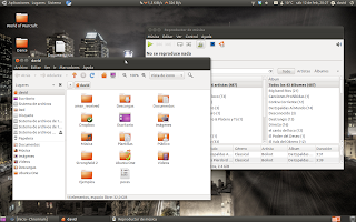 Escritorio Ubuntu 10.10