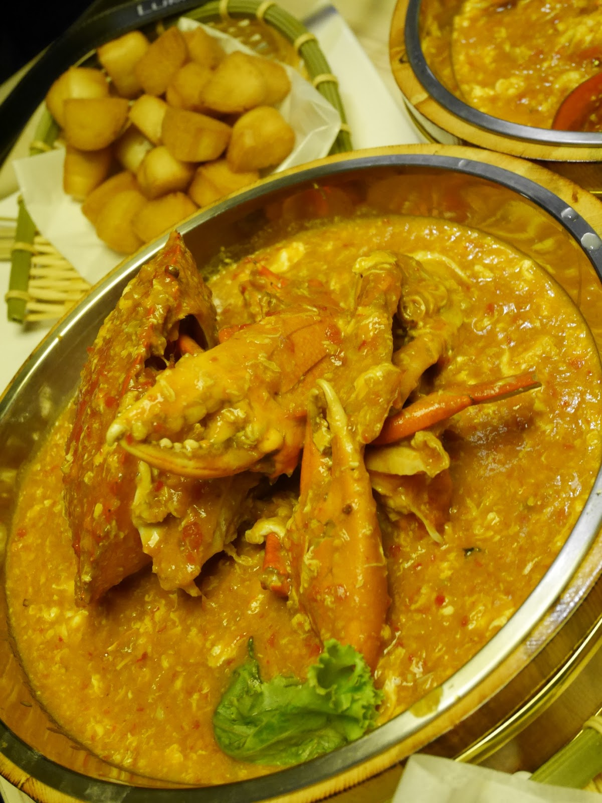 Third Place Chilli Crab Review MedTech Lunarrive Singapore Lifestyle Blog