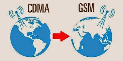 Cara Ubah Sinyal Koneksi Internet Hp CDMA ke GSM Smartfren Andromax