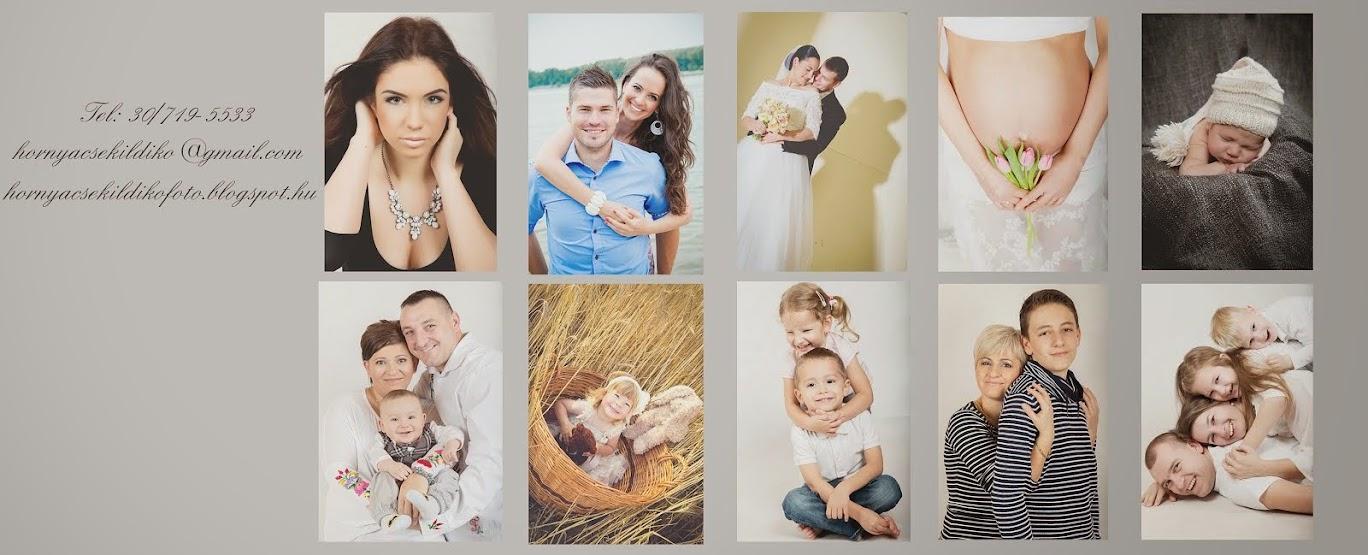 Hornyacsek Ildikó - esküvő, baba, család, kismama fotózás