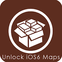 Unlock iOS 6 Maps Cydia