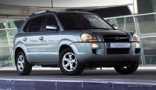 Hyundai Tucson ganha versão mais barata