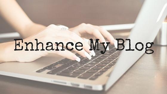 Enhance and Optimize Blog