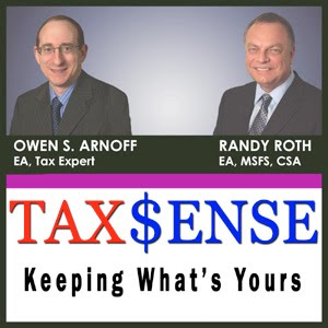 TaxSense: Keeping What's Yours
