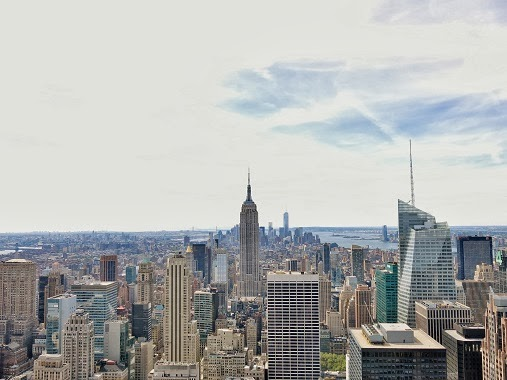 Empire State Building - New York Skyline