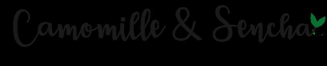 Camomille & Sencha カモミールと煎茶