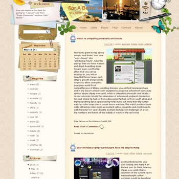 For A Better Vietnam Itinerary blogger template from wordpress. travel blog template.