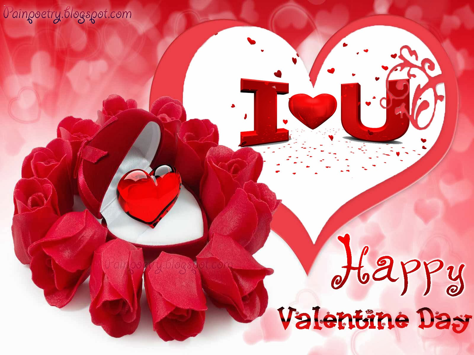 Happy Valentines Day Love Wallpapers With Greetings Quotes Poetry About Wishes Festivals