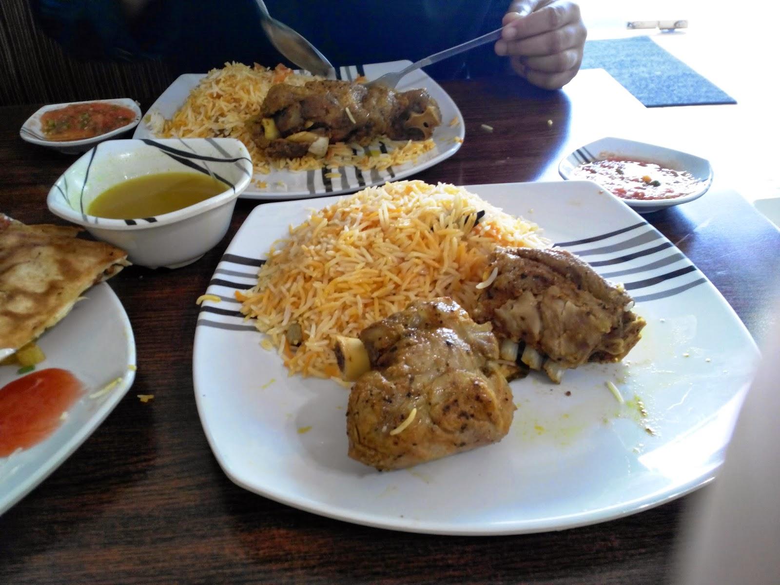 Yaman Style - Sana'a Restaurant, Cyberjaya