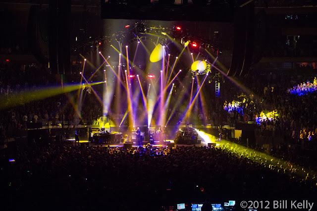 Phish At Madison Square Garden Concert Photos Magazine Live Music News Tickets