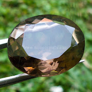 Batu Permata Smoky Quartz - SP858