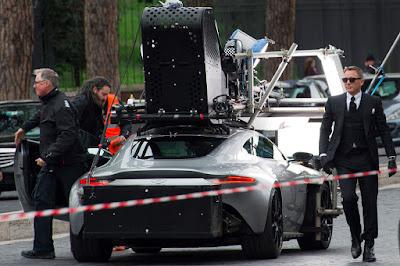 Spectre, James Bond, 007, coche, cine, Land Rover, Jaguar, Aston Martin, Suits and Shirts,