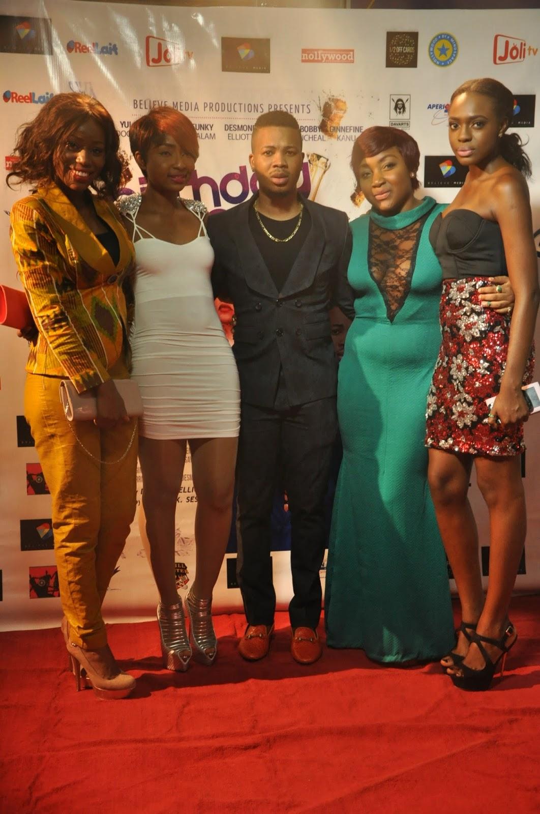 birthday bash nollywood movie