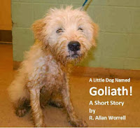 a dog named goliath