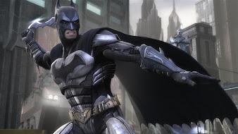 #8 Batman Wallpaper
