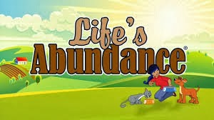 Life's Abundance Cat Food - click picture for link-