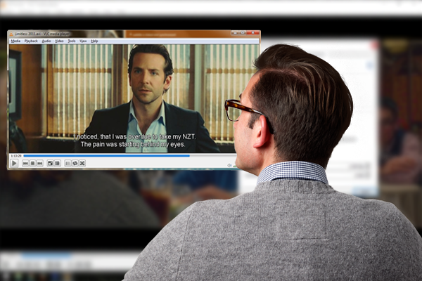 طريقة جعل ترجمة الأفلام تكون في الوقت المناسب و مزامنتها بإحترافية ببرنامج VLC!