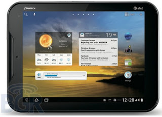 Pantech Element 4G LTE 8-Inch Tablet