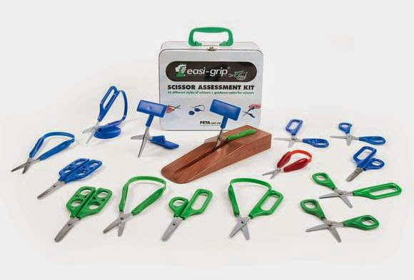 Scissor Assessment Kits from Achievement Products