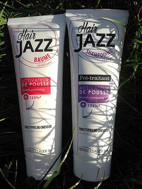 Recenzja szamponu i odżywki Hair Jazz + aktualizacja włosów w grudniu :)