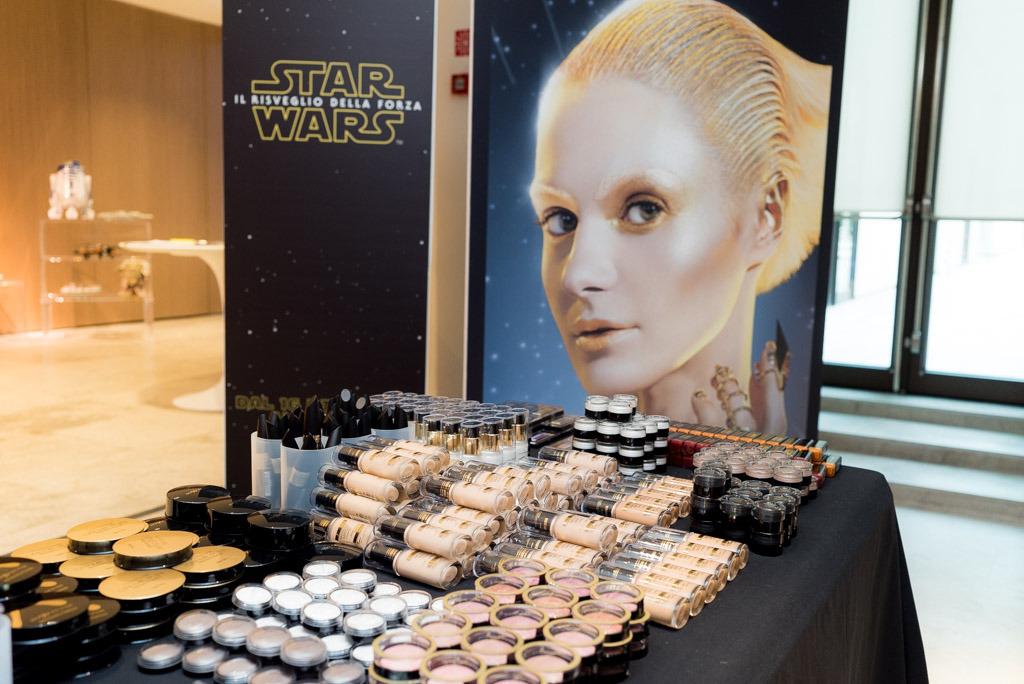 star wars, max factor, disney italia, disney, rajan tolomei, Makeup, trend, news, Culture & Trend Magazine, Juliane Borges, Jessica Neumann, star wars the force awakens