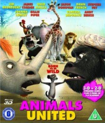 Animals United (2011).