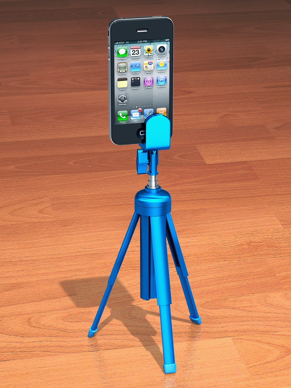 PopScope Smartphone Tripod